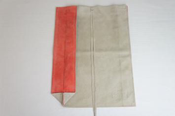 革職人LCWのコンパクトバッグ,グレー×ピンク,バリエーション