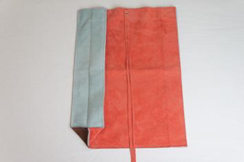 革職人LCWのコンパクトバッグ,ピンク×ブルー×ブラウン,バリエーション
