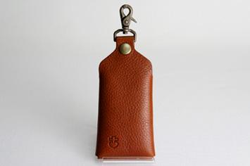 革職人Sachiの手作りスマートフォンケース,カラーバリエーション,ブラウン,茶